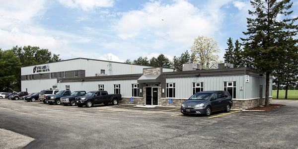 2012 newly renovated powder metal tooling facility