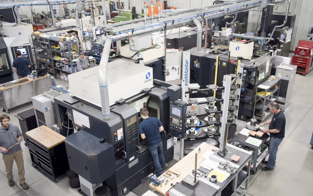 Why the high-tech manufacturing reality is different from perception.